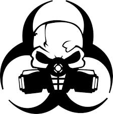 stencils safety biohazard safety symbol stencil stencilease