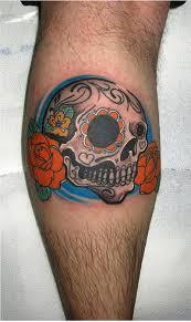 skull tattoos october u0027s skull of the month