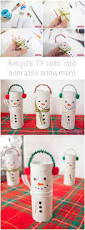 christmas crafts for kids 30 favorites toilet paper roll