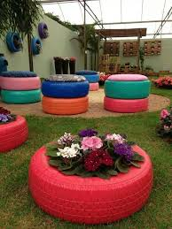 Recycling Ideas For The Garden Excellent Recycling Ideas Garden Contemporary Garden And
