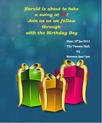 50th birthday invitation templates free printable demplates
