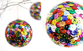 sparkly ornaments the 3 r s