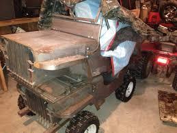 jeep body for sale 2 steel mini jeep bodies hudson ny status unknown ewillys