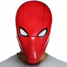 zip mask halloween online buy wholesale red hood mask from china red hood mask