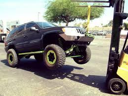 2000 jeep bumpers wj incline bumper frantz design works