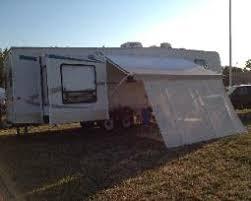 Rv Awning Mosquito Net Royal Cabana Rv Awning Sun Screens Rv Shade Solar Screens Kennel