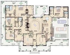 ranch style house plans with porch large ranch style home plans spurinteractive