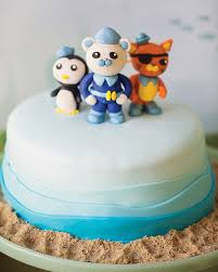 octonauts cake toppers creative octonauts sea creatures birthday party hostess