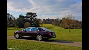 gold bentley mulsanne bentley mulsanne diamond jubilee edition