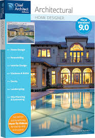 Home Design Software Free Download Chief Architect Amazon Com Chief Architect Architectural Home Designer 9 0 Old