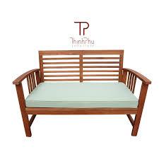 Sofa Set SOFIA With Green Cushion THINH PHU FURNITURE - Patio furniture sofa sets