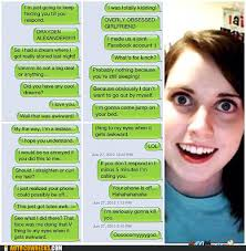 Obsessive Girlfriend Meme - autocowrecks overly attached girlfriend funny auto correct