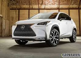 new 2018 2019 lexus nx 200 200t 300h new cars price photo