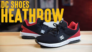 Sepatu Dc dc shoes heathrow review on