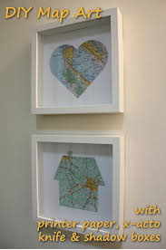 san francisco map framed the handcrafted diy i left my in san francisco