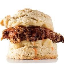 fried chicken biscuits recipe epicurious com