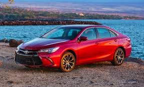 toyota cars usa 2015 toyota camry xle test review car and driver