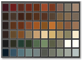 exterior house paint color chart house painting tips