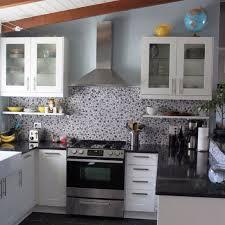Backsplash Tile Colors by 120 Best Backsplash Ideas Pebble And Stone Tile Images On