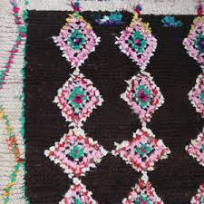 Rugs From Morocco Azilal Moroccan Rug Colourful Berber Wool Rug From Morocco