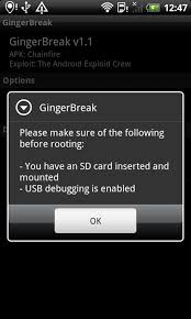 z4root apk gingerbread how to root android 2 3 gingerbread using gingerbreak
