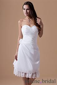 tea length wedding dresses gowns is cheap in helenebridal com