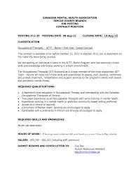 narrative resume resume badak