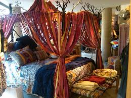Bohemian Decorating by Bohemian Style Bedroom Decorating Ideas Royal Furnish