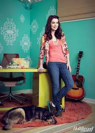 what is felicia day s hair color felicia day s geek sundry sets 3 new series hollywood reporter
