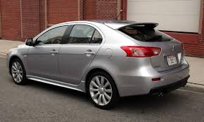 mitsubishi lancer sportback 2010 mitsubishi lancer sportback information and photos