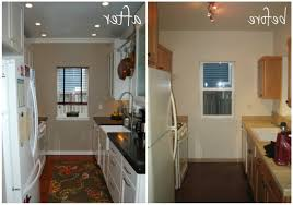 Kitchen Remodel Before And After With Cost Kitchen Small Kitchen Remodels With Regard To Fascinating Small