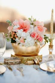 Vase With Pearls 31 Table Centerpieces Ideas For New Year U0027s Eve