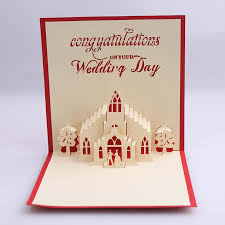 wedding wishes professional 10pcs lot professional hollowing out creative wedding handmade 3d