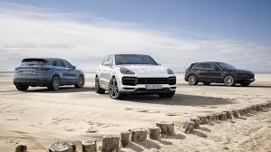Porsche Cayenne Modified - 2018 porsche cayenne turbo unveiled at the 2017 frankfurt motor show