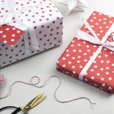 christmas gift wrap christmas wrapping paper by the two wagtails