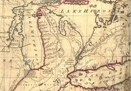Map Of Northwest Ohio by Almost 200 Years Ago Michigan And Ohio Fought A War U2014and Wisconsin