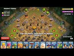 game coc sudah di mod clash of clans 2017 latest version mod hack fully working youtube