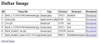 cara membuat form upload file dengan php cara membuat script upload dan download dengan php dan mysql part 1