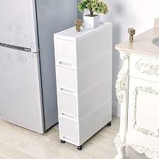 kitchen storage cabinet philippines shozafia narrow slim rolling storage cart and