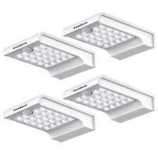 Motion Sensor Porch Ceiling Light by Innogear Upgraded 24 Led Solar Lights Motion Sensor Wall Light