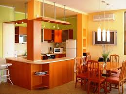 Best Color With Orange Kitchen Paint Colors With Oak Cabinets Photos Ideas