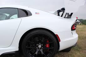 Dodge Viper White - 2017 dodge viper gts r commemorative edition acr debuts