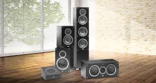 best rated subwoofers for home theater elac debut f5 b5 c5 loudspeaker system review audioholics