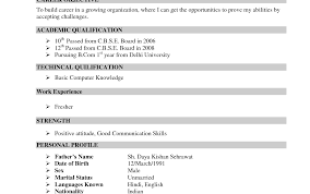 resume format for freshers bcom graduate pdf download sle resumes for freshers resume template wordcument