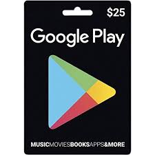 play prepaid card 25 usd play gift card 25 us dollars code usa android store