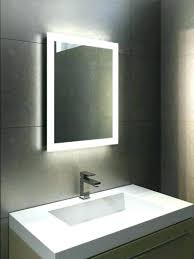 Heated Bathroom Mirror With Light Battery Operated Bathroom Mirror Led Battery Operated Bathroom