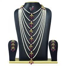 bridal necklace jewelry images 7 step nizam bridal jewellery in semi precious rubies jpg
