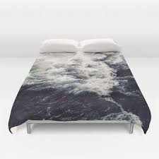 Ocean Duvet Cover Best Ocean Wave Bedding Products On Wanelo