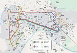 Bart Transit Map by Jeff Ferzoco