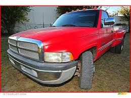 Dodge Ram 96 - 1996 colorado red dodge ram 3500 laramie regular cab dually